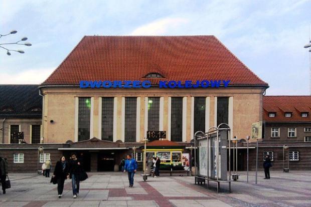 Od 3 marca tymczasowy dworzec kolejowy w Gliwicach
