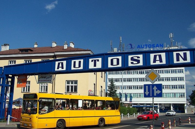 Brak ofert w przetargu na sprzedaż Autosanu