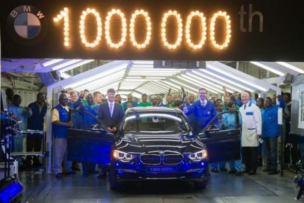 Afrykański jubileusz produkcyjny BMW