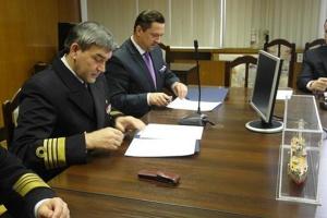 Thales i Akademia Marynarki Wojennej podpisały umowę o współpracy