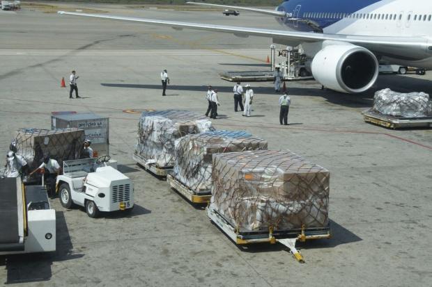 Duża regionalna dysproporcja w lotniczych przewozach cargo