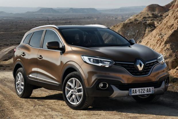 Jeszcze jeden crossover Renault