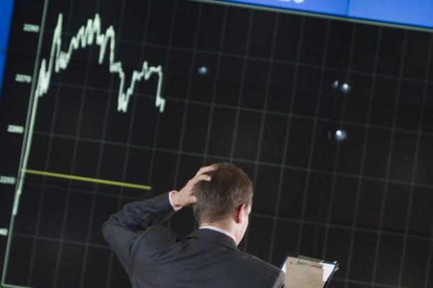 Duże spadki cen akcji Bogdanki i JSW