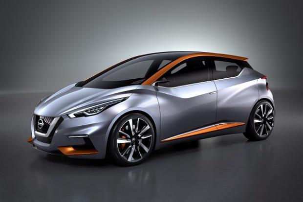 Mały hatchback w nowym wydaniu wg Nissana