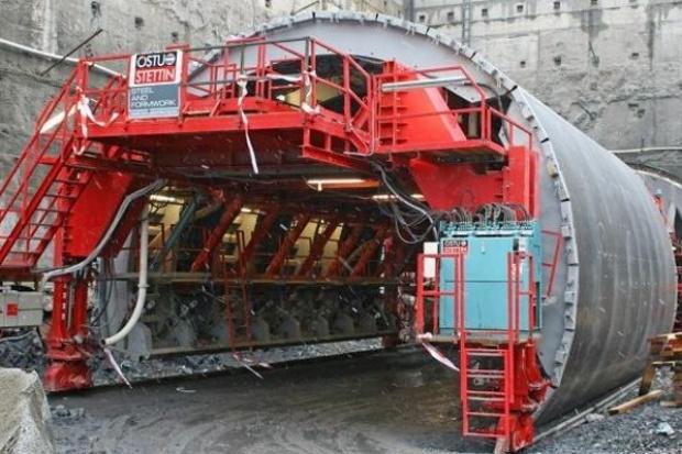 Metrostav wybuduje najdłuższe tunele kolejowe w Czechach