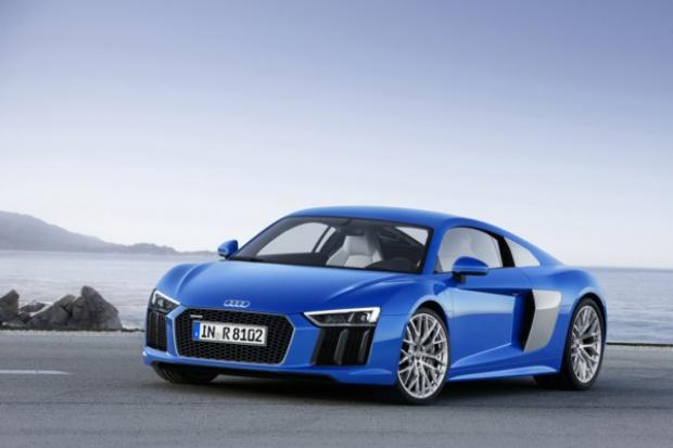 Audi R8 - w sportowym duchu