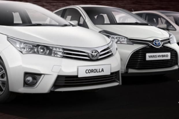 Toyota - mniej aut, więcej przychodów