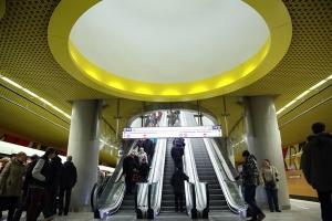 II linia metra w Warszawie otwarta [Zobacz zdjęcia]