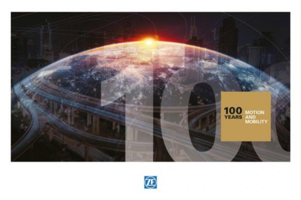 ZF Friedrichshafen AG obchodzi 100-lecie istnienia