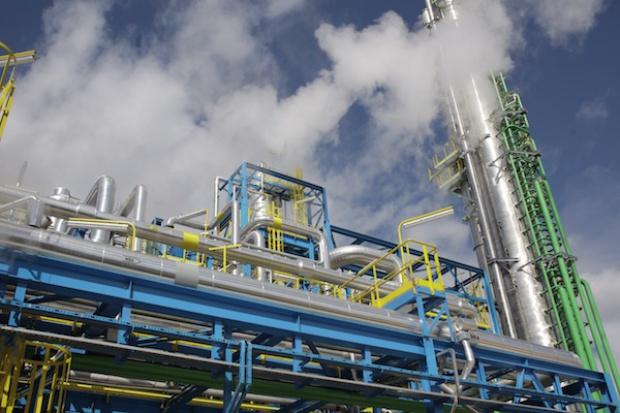 Krok po kroku chemia sama zaopatruje się w gaz