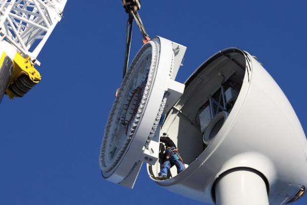 Moc turbin wiatrowych GE w Polsce to 332 MW
