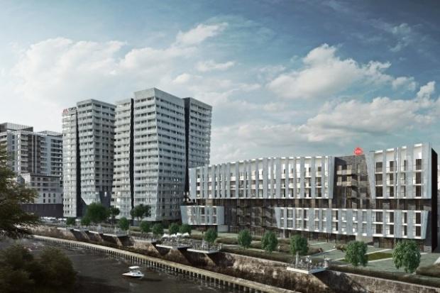 W centrum Wrocławia powstanie kompleks Atal Towers