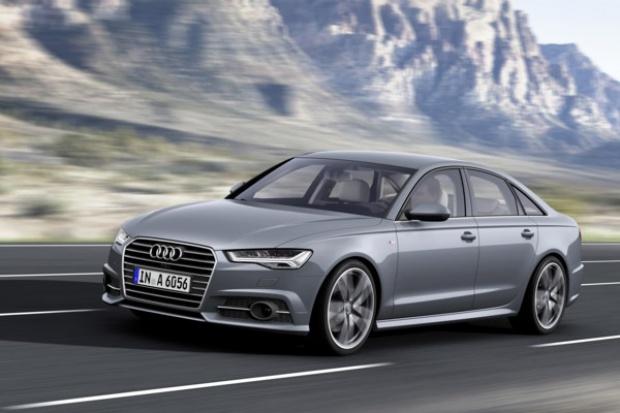 Wzrosty Audi we wszystkich regionach świata