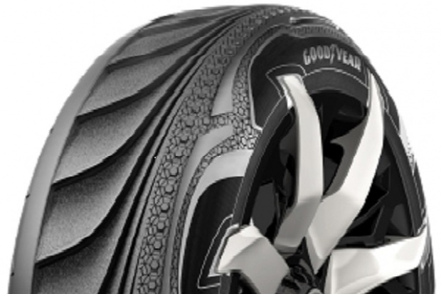 "Goodyear Triple Tube: ""inteligentna"" opona"