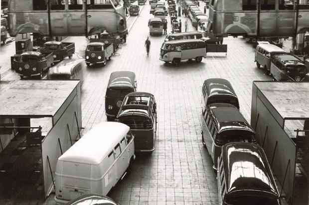 60 lat fabryki dostawczych VW w Hanowerze