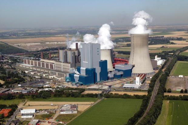 Duże elektrownie konwencjonalne obciążają wyniki RWE