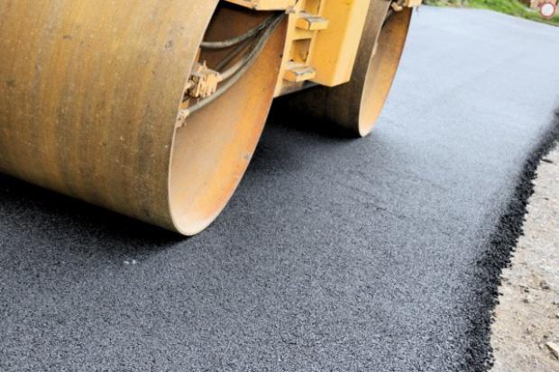 Pół miliona ton asfaltów z Lotosu
