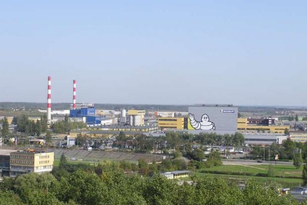 Michelin rozbudował centrum logistyczne w Olsztynie