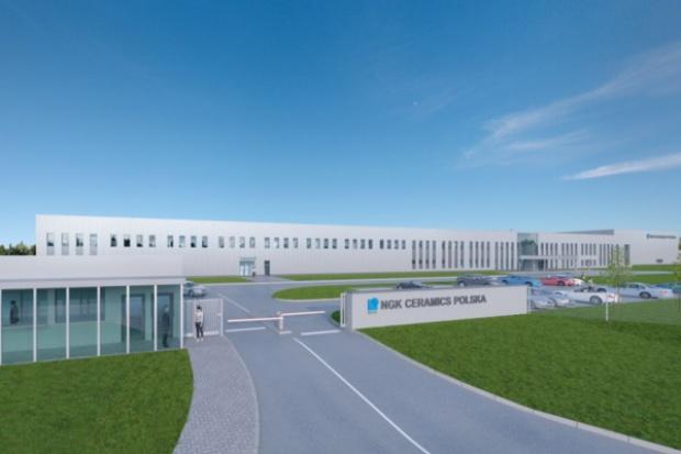 NGK Ceramics buduje fabrykę w Dąbrowie Górniczej
