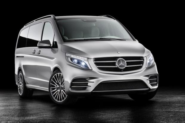 Klasa V ision Mercedesa: koncepcja inna niż reszta
