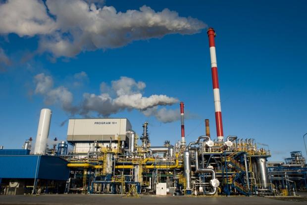 Polskie rafinerie bardziej efektywne od europejskich konkurentów
