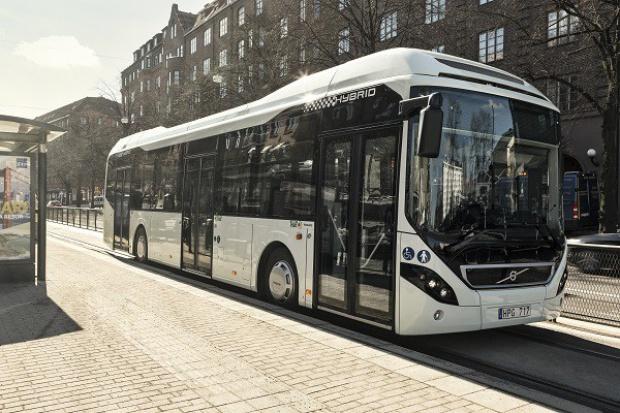 Volvo dostarczy hybrydowe autobusy do Inowrocławia