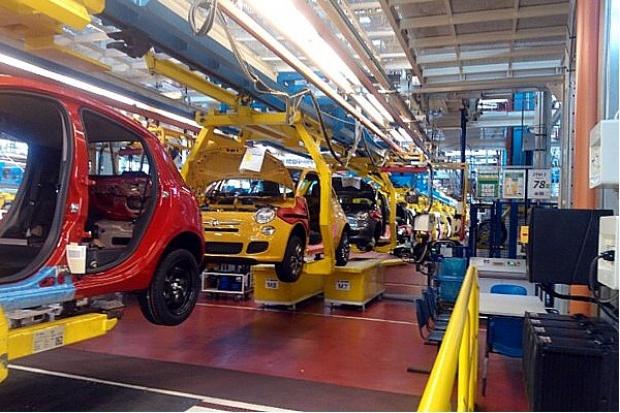 Rośnie produkcja aut w fabrykach w Polsce