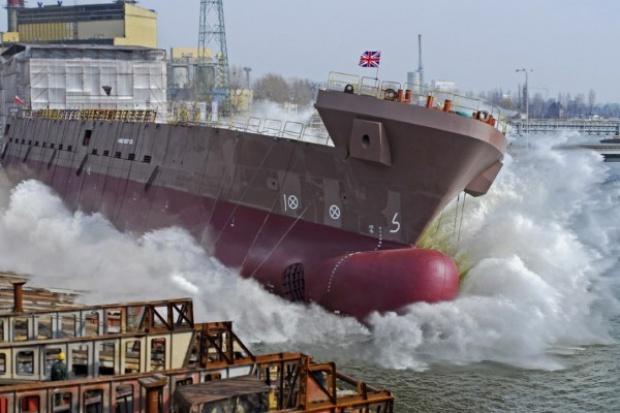 Ekspert: polski sektor stoczniowy na światowym poziomie