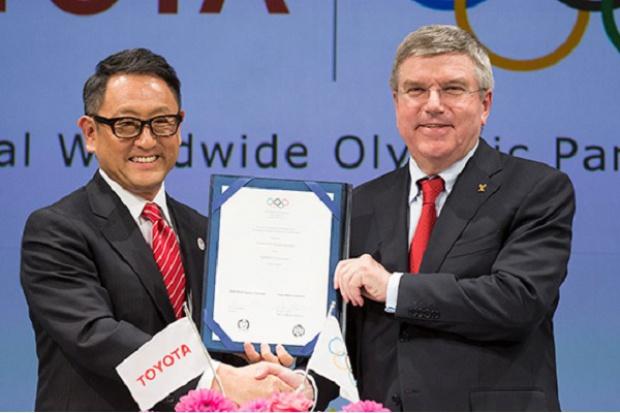 Toyota partnerem MKOl