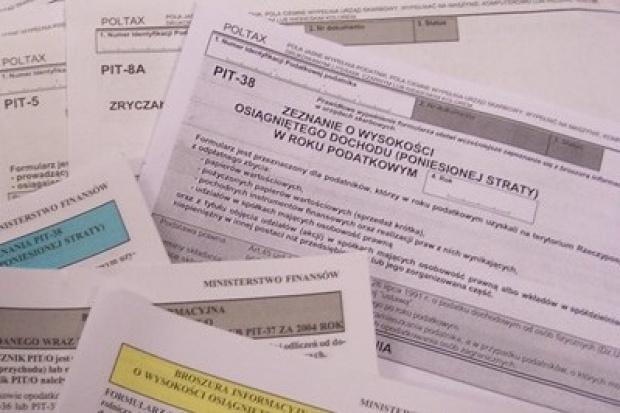 MF: ruszył system wstępnie wypełnionych deklaracji PIT