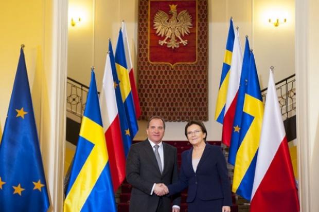 Premierzy Polski i Szwecji: jedność także w bezpieczeństwie energetycznym