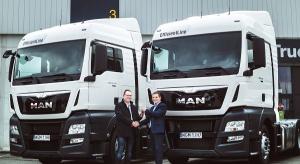 Pierwsze ciężarówki MAN Euro6 na biodiesla trafiły do polskiego przewoźnika