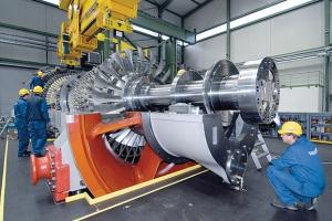 Turbina gazowa Siemensa w Turcji najsprawniejsza w Europie?