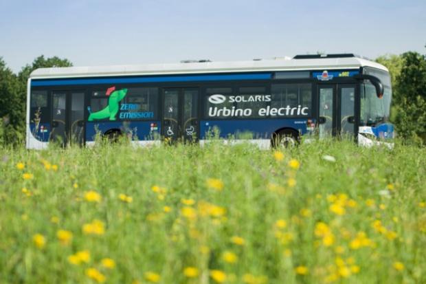 Kolejne Urbino electric w Polsce