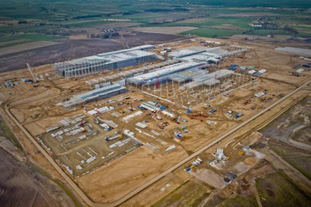 Rok na budowie fabryki Volkswagena pod Wrześnią