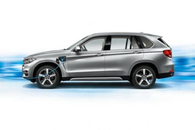 """BMW: pierwsza hybryda spoza serii """"i"""""""