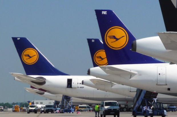 Strajk pilotów Lufthansy. Odwołano 750 lotów, w tym do Polski