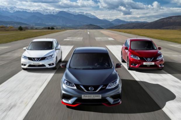 Nissan Pulsar z nowym silnikiem