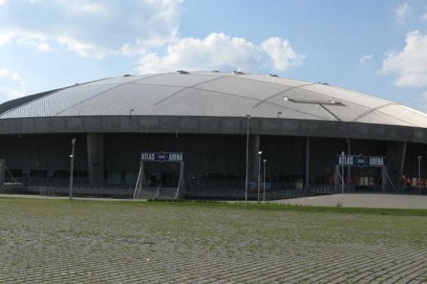 Łódź inwestuje w modernizację Atlas Areny