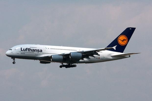 Lufthansa odwołała w piątek 700 lotów z powodu strajku pilotów