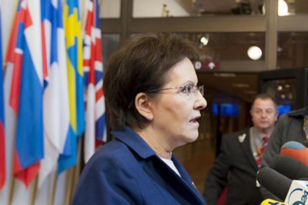 Premier Kopacz: Polska nie odchodzi od węgla
