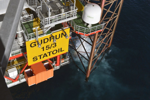 Statoil z najniższą produkcją od 2011 roku