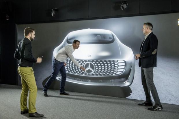 """""""Intelligent Drive"""": wizytówka przyszłości Mercedesa"""