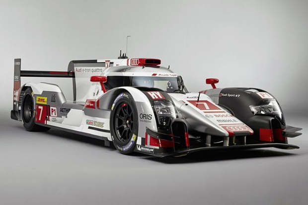 Nowe Audi R18 e-tron quattro: sportowe laboratorium
