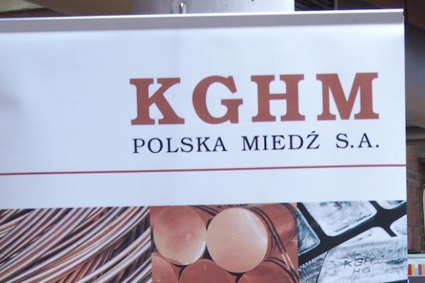 KGHM likwiduje spółkę zależną