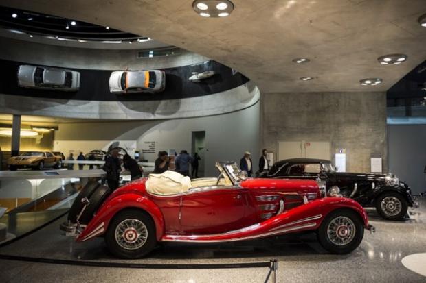 Historyczne Mercedesy na aukcji Bonhams