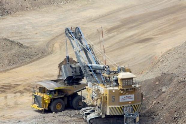 Powódź zatrzymała wydobycie kopalni KGHM