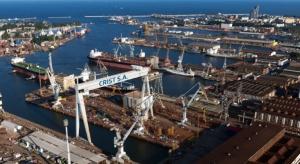 Barka do budowy autostrady na oceanie powstaje w stoczni Crist