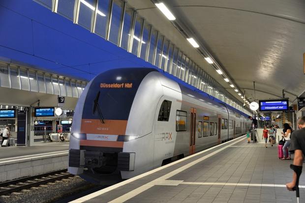Siemens wygrał największy w Niemczech kontrakt kolei regionalnych