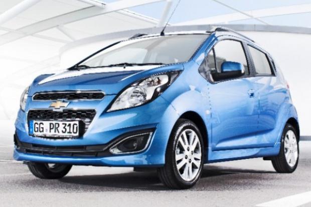 Chevrolet Spark: akcja na 6,7 tys.egz.